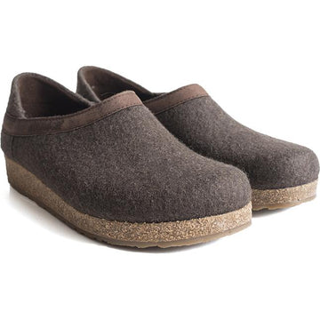 Men's Haflinger Gzh in Smokey Brown sku: 714003-63