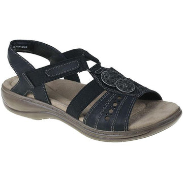 Womens Earth Orgins Stella Sasha In Black/ Black