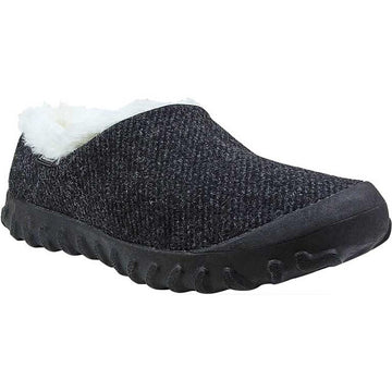 Women's Bogs B-Moc Slip On Wool in Black sku: 72107-001