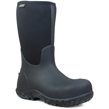 Men's Bogs Workman Boot in Black