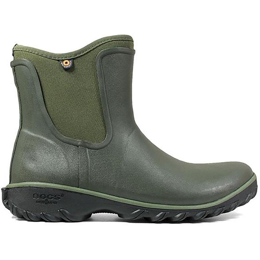 Women's Bogs Sauvie Slip On Boot in Sage sku: 72203-306