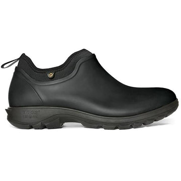 Men's Bogs Sauvie Slip On in Black sku: 72207-001