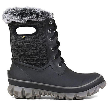 Women's Bogs Arcata Knit in Black Multi