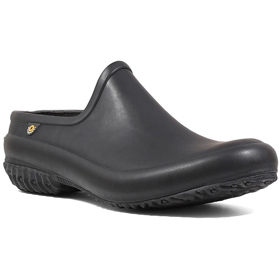 Women's Bogs Patch Clog Solid in Black