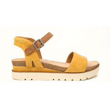 Womens Josef Seibel Clea 01 In Yellow/ Kombi Belluno