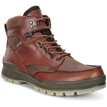 Men's Ecco Track 25 High in Bison/ Bison sku: 831704-52600