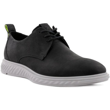Men's Ecco ST1 HYBRID LITE PLAIN TOE in Black