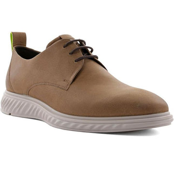 Men's Ecco ST1 HYBRID LITE PLAIN TOE in Camel