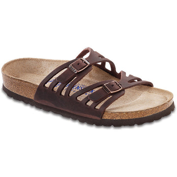 Birkenstock Granada Soft Footbed Regular Habana Oil