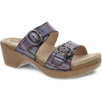 Women's Dansko Sophie in Metallic Stripe sku: 9841-912200