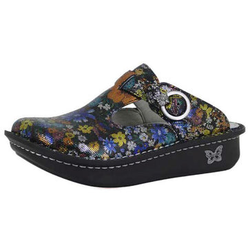Quarter view Women's Alegria Footwear style name Classic in color Zaney Janey. Sku: ALG-7700