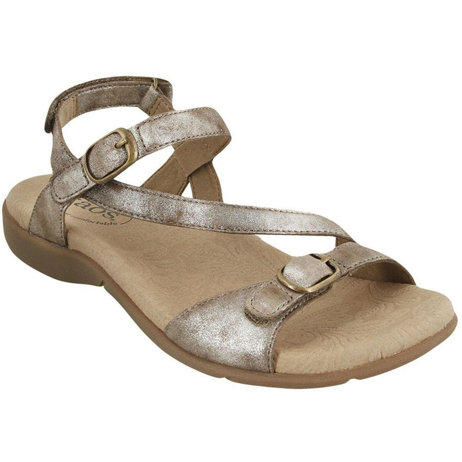 Women's Taos Beauty 2 in Taupe Met