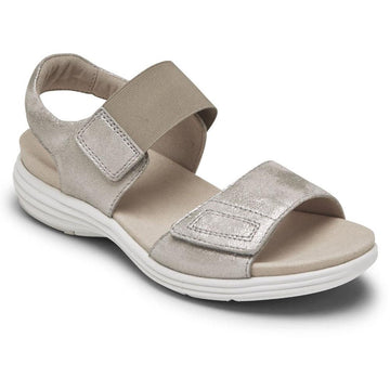 Women's Aravon Beaumont in Metallic