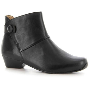 Ziera women's shoe Corban in Black