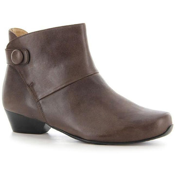 Ziera women's shoe Corban in Cocoa
