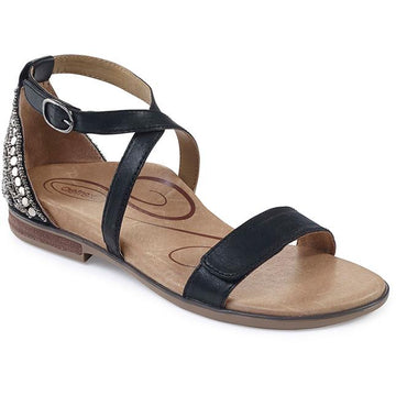 Women's Aetrex Brenda in Black