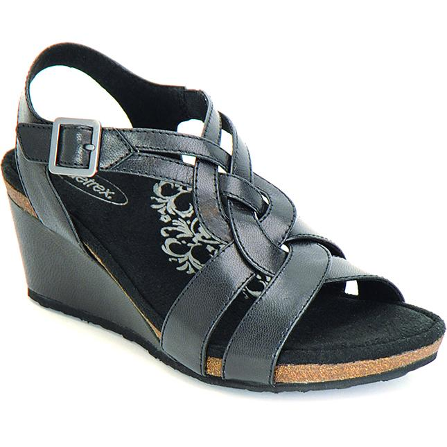 Women's Aetrex Keira in Black sku: EW180