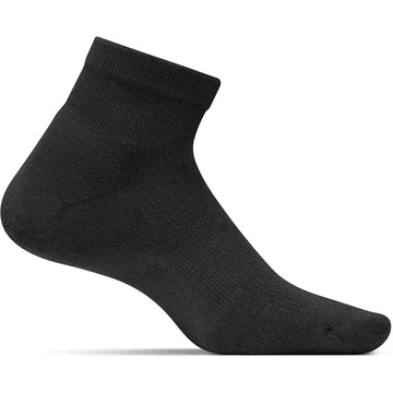 Unisex Feetures Therapeutic Quarter in Black sku: F200301