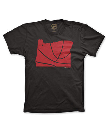 Game On Basketball Tee