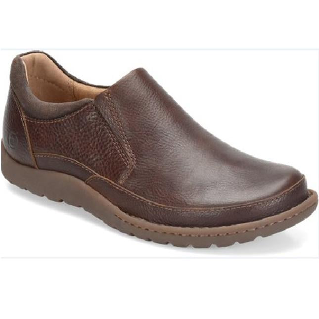 Men's Born Nigel Slip On in Brown sku: H48206