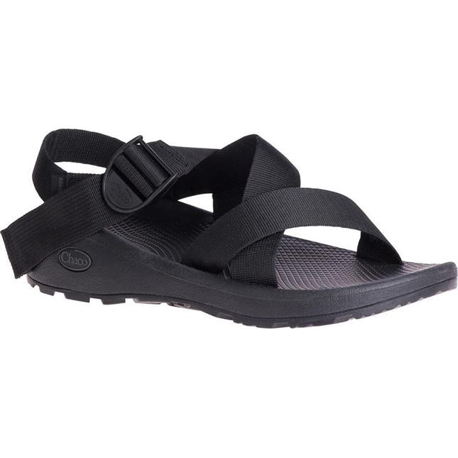 Mens Chaco Mega Z/ Cloud In Solid Black