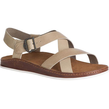 Women's Chaco Wayfarer in Tan sku: J107352