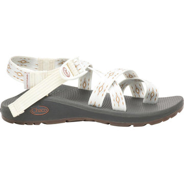 Quarter view Women's Chaco Footwear style name Z/Cloud 2 in color Oculi Sand. Sku: JCH108576
