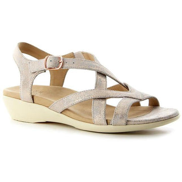 Ziera women's shoe Kenzie in Rose Gold