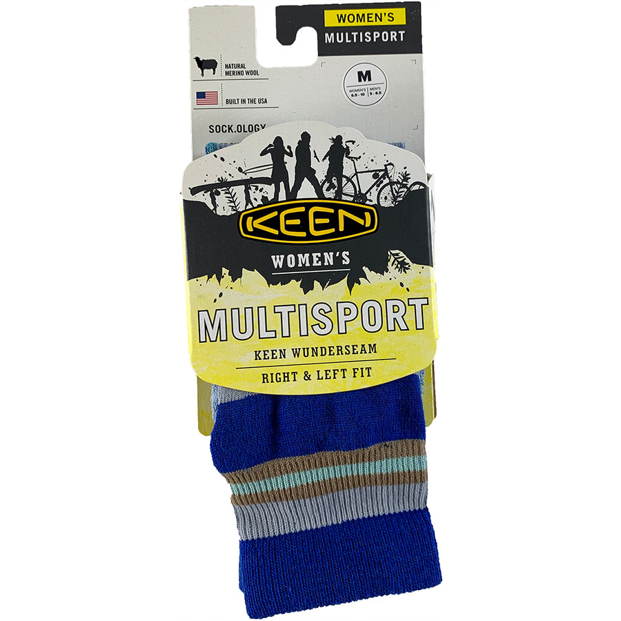 Women's M Multisport Wunderseam Crew