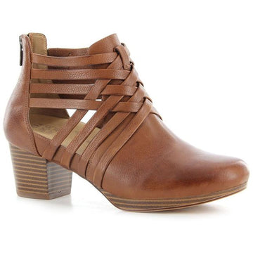 Ziera women's shoe Malia in Rich Tan