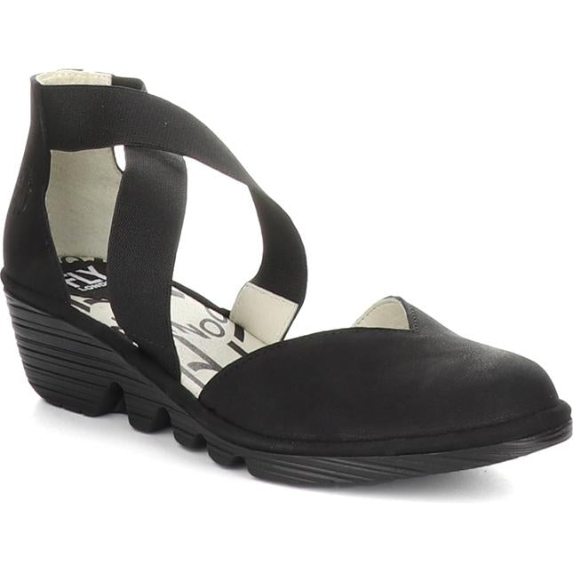 Women's Fly London Paco in Black sku: P501147-000