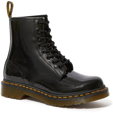 Women's Dr Marten 1460 W Patent Lamper in Black  sku: R11821011