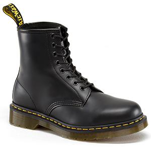 Unisex Dr. Martens 1460 8I in Black Smooth sku: R11822006