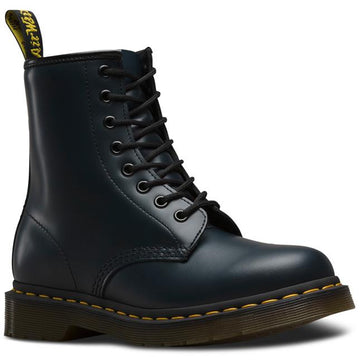 Unisex Dr. Martens 1460 8I in Navy Smooth sku: R11822411