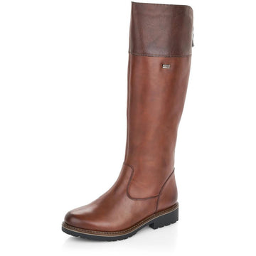 Women's Remonte Hazel 81 Tall in Chestnut/ Brasil/ Cristalllino/ Eagle sku: R6581-22