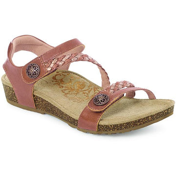 Womens Aetrex Jillian In Blush