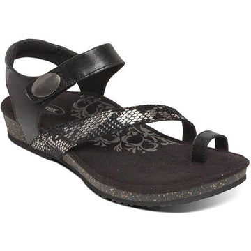 Women's Aetrex Georgia in Black sku: SC710