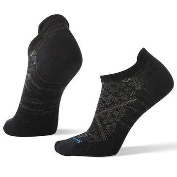 Womens Smartwool Phd Run Ultra Light Micro In Black