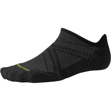 Smartwool Phd Run Light Elite Micro Men Black