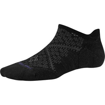 Smartwool Phd Run Light Elite Micro Black