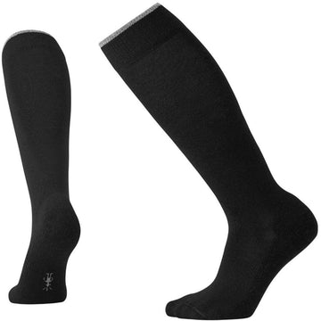 Women's Smartwool Basic Knee High in Black sku: SW0SW568001