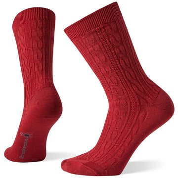 Women's Smartwool Cable II in Masala sku: SW0SW672D42