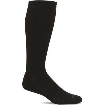 Men's Sockwell Featherweight Fancy in Black sku: SW100M-900
