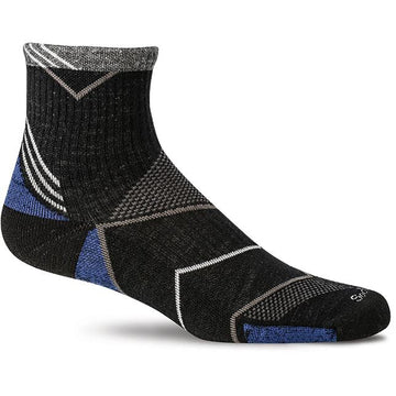 Sockwell Incline Quarter Black