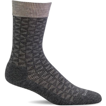 Men's Sockwell Easy Street in Charcoal sku: SW43M-850