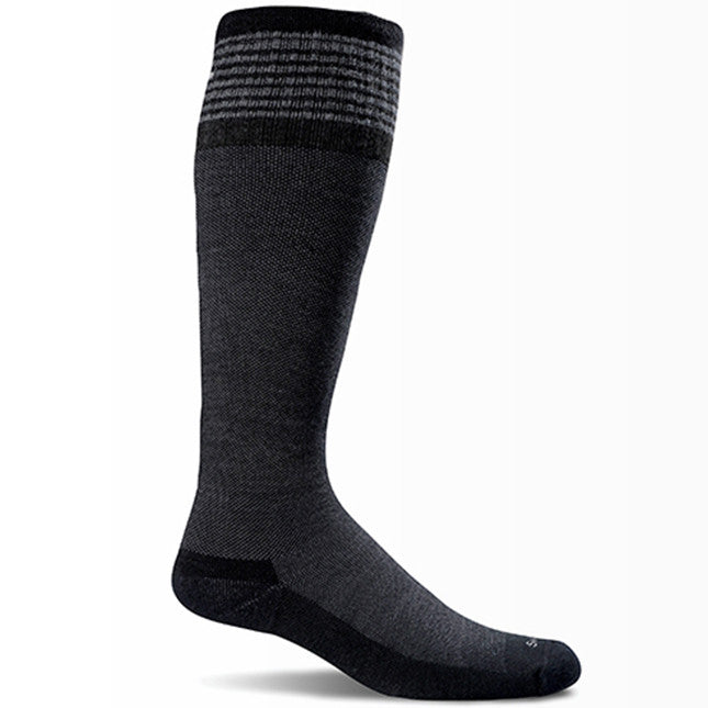 Sockwell Elevation Compression Black