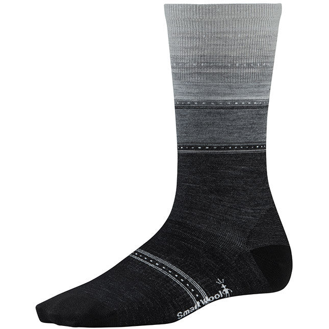 Smartwool Sulawesi Stripe Charcoal
