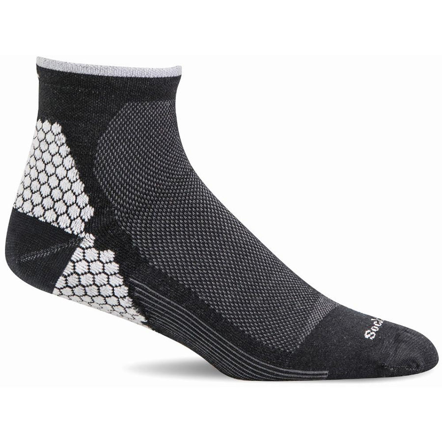Women's Sockwell Plantar Sport Quarter in Black sku: SW76W-900