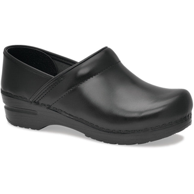 Dansko Narrow Professional Black Cabrio