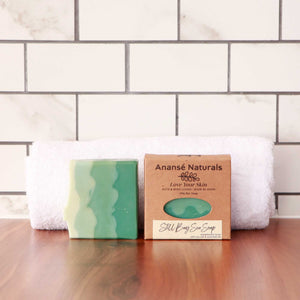 Still Bay Sea Soap is a great addition to your daily skincare routine. It creates a rich and creamy lather and leaves your skin silky smooth.